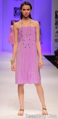 Rehane at WLIFW S/S 2012