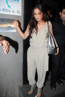 Rani Mukherjee in jumpsuit