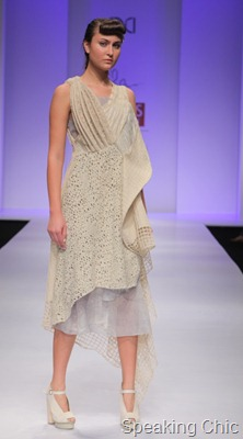 Ela by Joyjit Talukar at WLIFW SS 2012