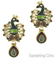 Sia Rasrawa earrings