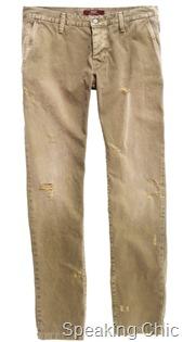 Jeans- Sisley AW 2011