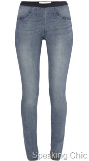 FC-Beryl Denim leggings