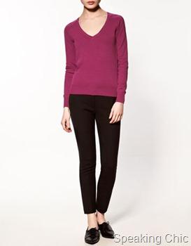 Zara-basic sweater