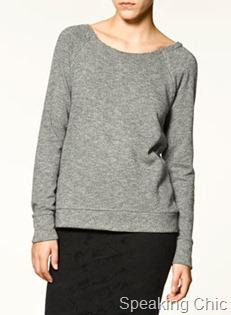 Zara-sweatshirt