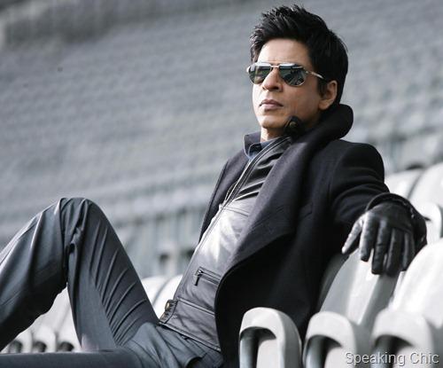 Shah Rukh Khan in Don 2 Berlin