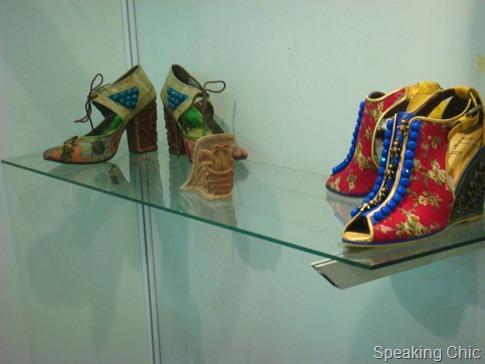 Rohan Arora shoes