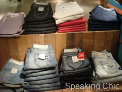 Denims at Guru store
