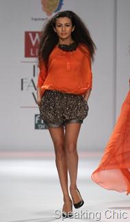Hemant-Nandita at WIFW A/W 2011