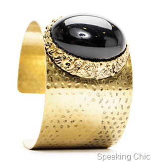 Mango bracelet with stone