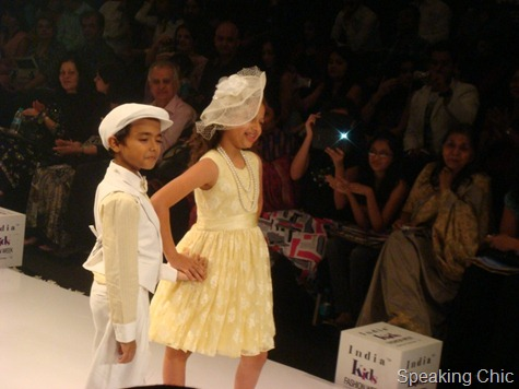 India Kids Fashion Week-Kidology