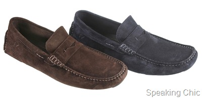 Metro shoes mens slip-ons