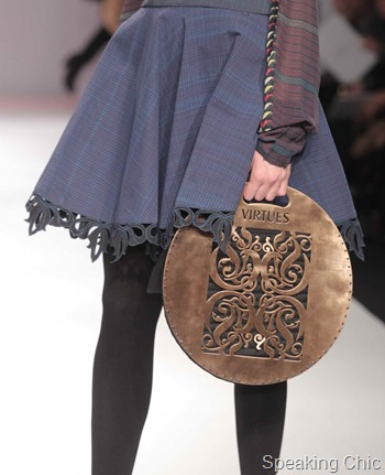 Virtues at WIFW AW 2012