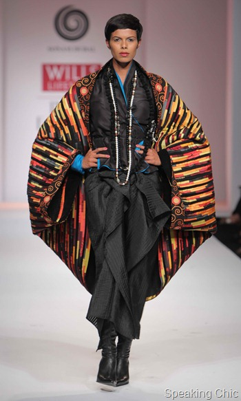 Sanskar by Sonam Dubal at WIFW AW 2012