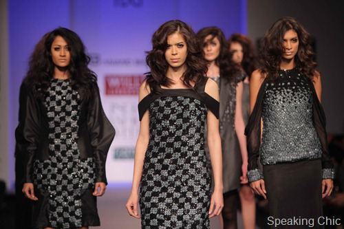Anand Bhushan at WIFW AW 2012