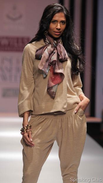 Kotwara by Meera Ali at WIFW AW 2012