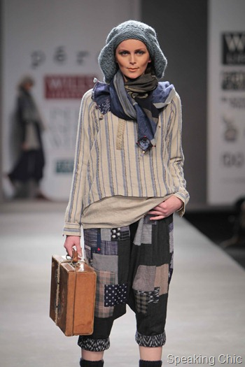 Pero by Aneeth Arora at WIFW A/W 2012