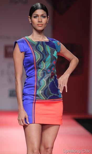 Pankaj & Nidhi at WIFW AW 2012
