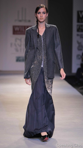 Rishta by Arjun at WIFW A/W 2012
