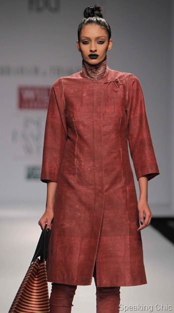Abraham & Thakore at WIFW AW 2012