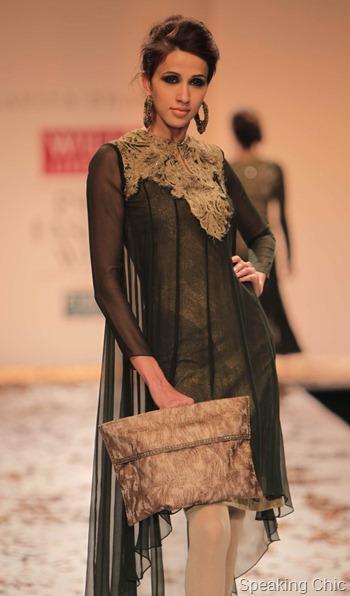Kavita Bhartia at WIFW A/W 2012