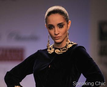 Preeti Chandra at WIFW AW 2012