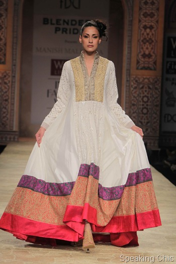 Manish Malhotra at WIFW AW 2012