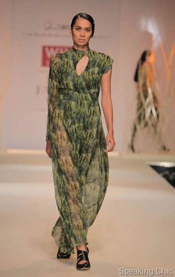 Anand Kabra at WIFW AW 2012