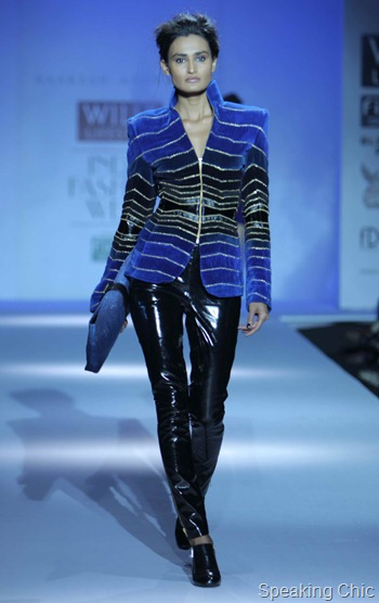 Rakesh Agarvwal at WIFW A/W 2012
