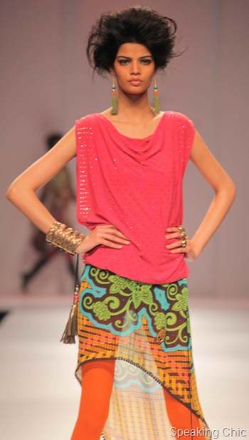 Rajdeep Ranawat at WIFW AW 2012