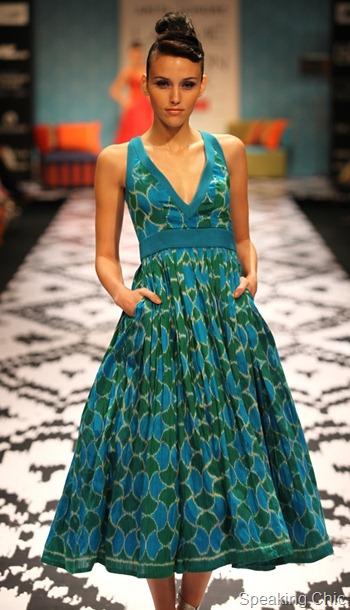 Anita Dongre at LFW S/R 2012