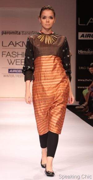 Paromita Bannerjee LFW W/F 2011