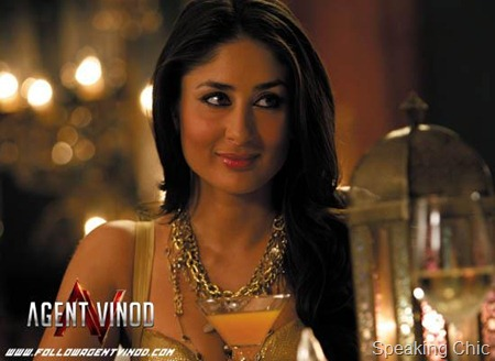 Agent Vinod-Kareena Kapoor