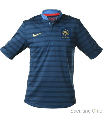 French jersey Euro 2012