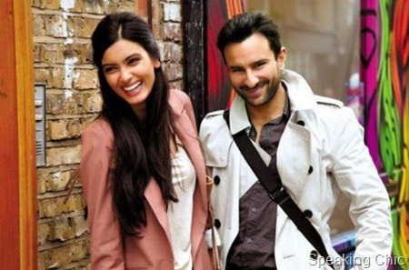 Diana Penty- Saif Ali Khan in Cocktail