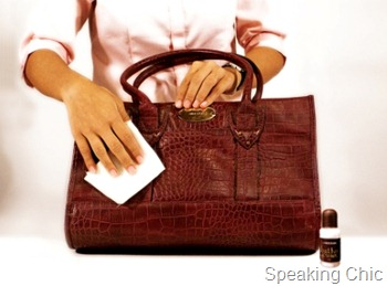 Hidesign leather bag