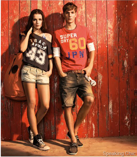 Superdry in India